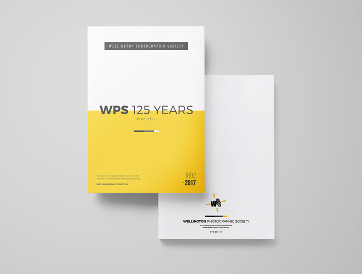 WPS 125 years Exhibition Bookl